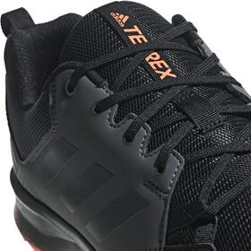 adidas TERREX TraceRocker Trail-Running Shoes Men Core Black/Carbon/Hi-Res Orange